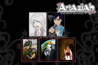 Poster Artaziah by Artaziah
