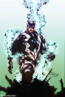 Voice of Inhumans by Art-is-a-Explosion