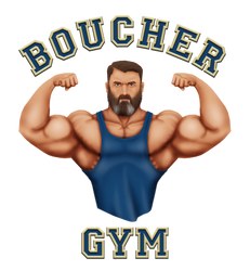 Boucher Gym by Beowulf71