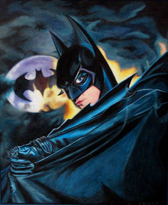 Batman Forever by Beowulf71