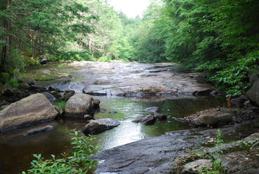 Rocky River 1 by CompassLogicStock