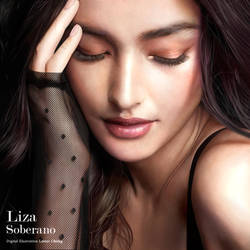 Portrait Drawing II: Liza Soberano by lyzeravern