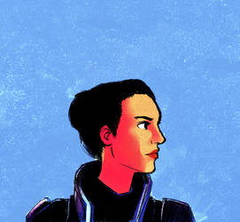 Shepard by LostThyme