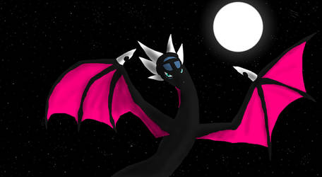 Fly, Cynder. by KingFicus