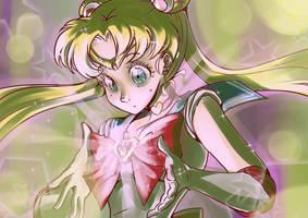 Sailor Moon by ToriSakura