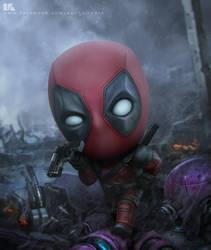 Deadpool by kuchumemories9