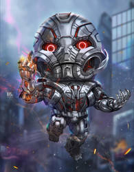 Ultron by kuchumemories9