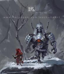Warriors by kuchumemories9