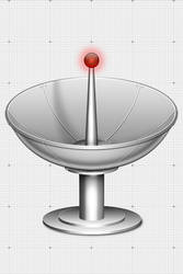 Satellite Dish by apttap