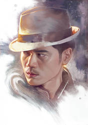 Auguste Kwan by lshgsk
