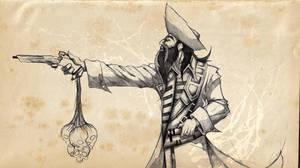 Amplexus Pirate by ShawnCoss
