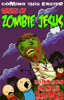 Zombie Jesus by ShawnCoss