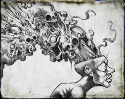 Dying Thoughts - bad scan by ShawnCoss