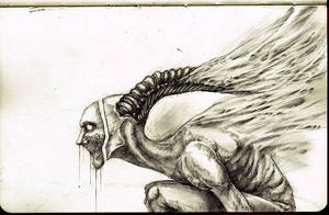 Ravenous by ShawnCoss