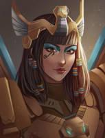 Asp Pharah by rei-kaa