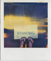 no standing. by chinty
