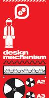 design mechanism by B-positive