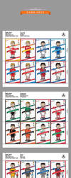 The Euro 2012 Project by B-positive
