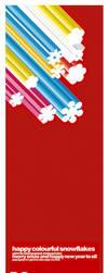 xmas card by B-positive