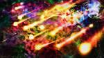 Meteor Rain by AstArte23