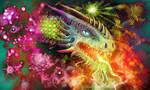 Cosmic Chaos by AstArte23