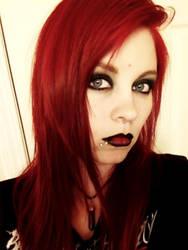 dark makeup by kellyember