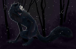 Werewolf by milokey