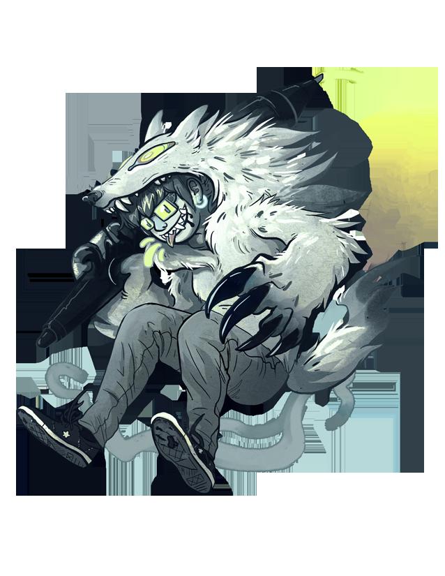 monster king by milokey on deviantart