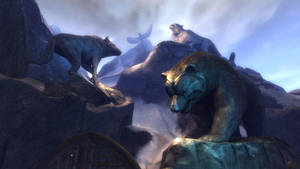 Guild Wars 2 - Spirit Guides by FenrixIX