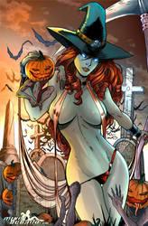 Hallowen by puzzlepalette