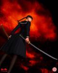 Blood: The Last Vampire by Axel-Doi