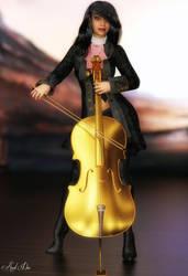 Octavia Melody: Genesis 3 Remake and Backstory by Axel-Doi