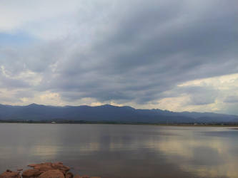 Lake view (2) by saamasoom