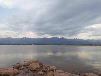 Lake view (4) by saamasoom