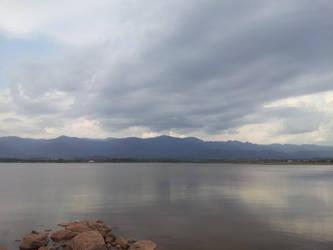 Lake view (5) by saamasoom