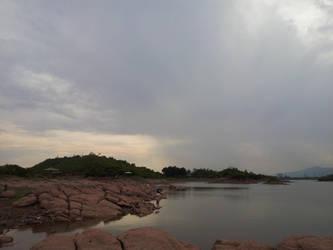 Lake view (6) by saamasoom