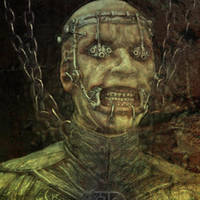 Hellraiser - The Surgeon front by Rhuadhan