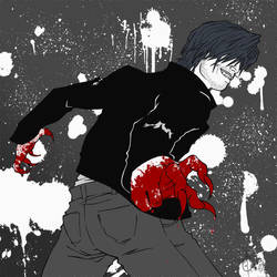 Bloodstains - Morgan by Thally
