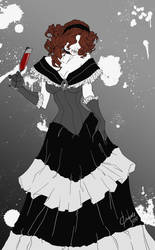 Bloodstains - Livian by Thally