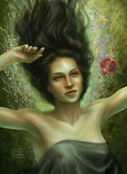 Persephone by sporeboy