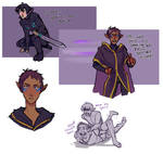 Druid Lance + Marmoran Keith by iWillBite