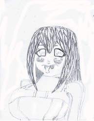 Tsuyu From My Hero Academia! by rickchart
