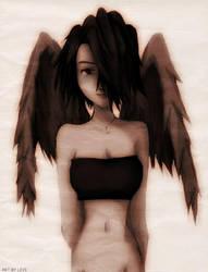 RA the Angel of Mansex by kuyalevi