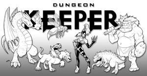 Dungeon Keeper Team2 by DarkTod