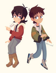 Keith and Lance by Chromel