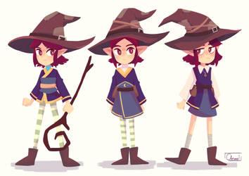 Lillianne (Original Character) by Chromel