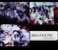 [MEGA PACK PSD] 20140803 by Miu-Etic