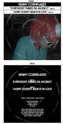 Kenny Cornflakes design 2 by jesustrashcan
