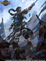 Hellfire: Qin Zheng 2 by DylanPierpont