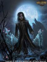 Hellfire: Moon 1 by DylanPierpont